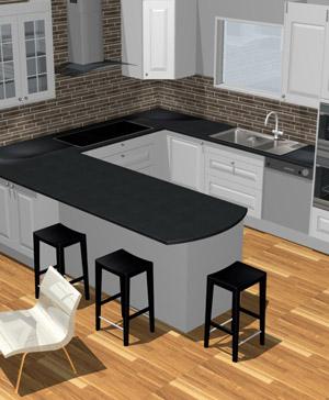 Kök köksö bardisk : Bygga nytt kök, mät rätt | Electrolux Home