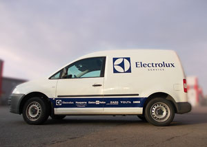 Installation Electrolux Service