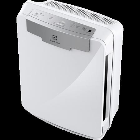 Tyst luftrenare med HEPA filter rekommenderad av Astma